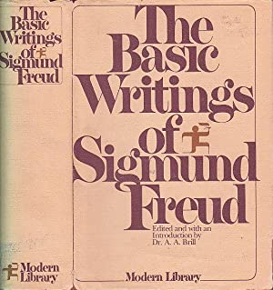 The Basic Writings of Sigmund Freud MODERN LIBRARY # 96
