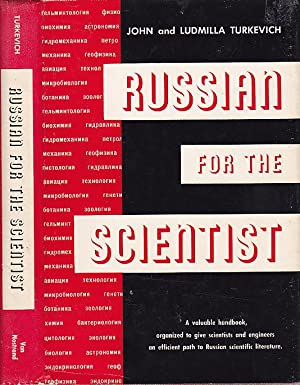 Russian for the Scientist: Turkevich, John; Turkevich,