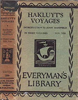 Voyages Volume Eight [8] EVERYMAN'S LIBRARY # 389