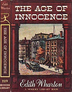 The Age of Innocence MODERN LIBRARY # 229