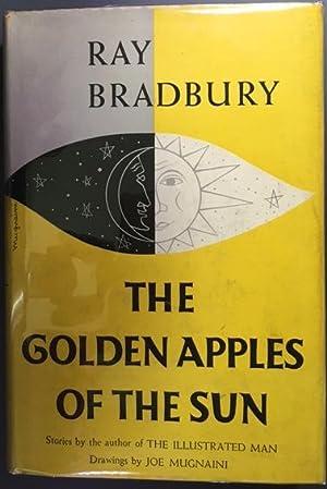 GOLDEN APPLES OF THE SUN. Stories. With: Bradbury, Ray