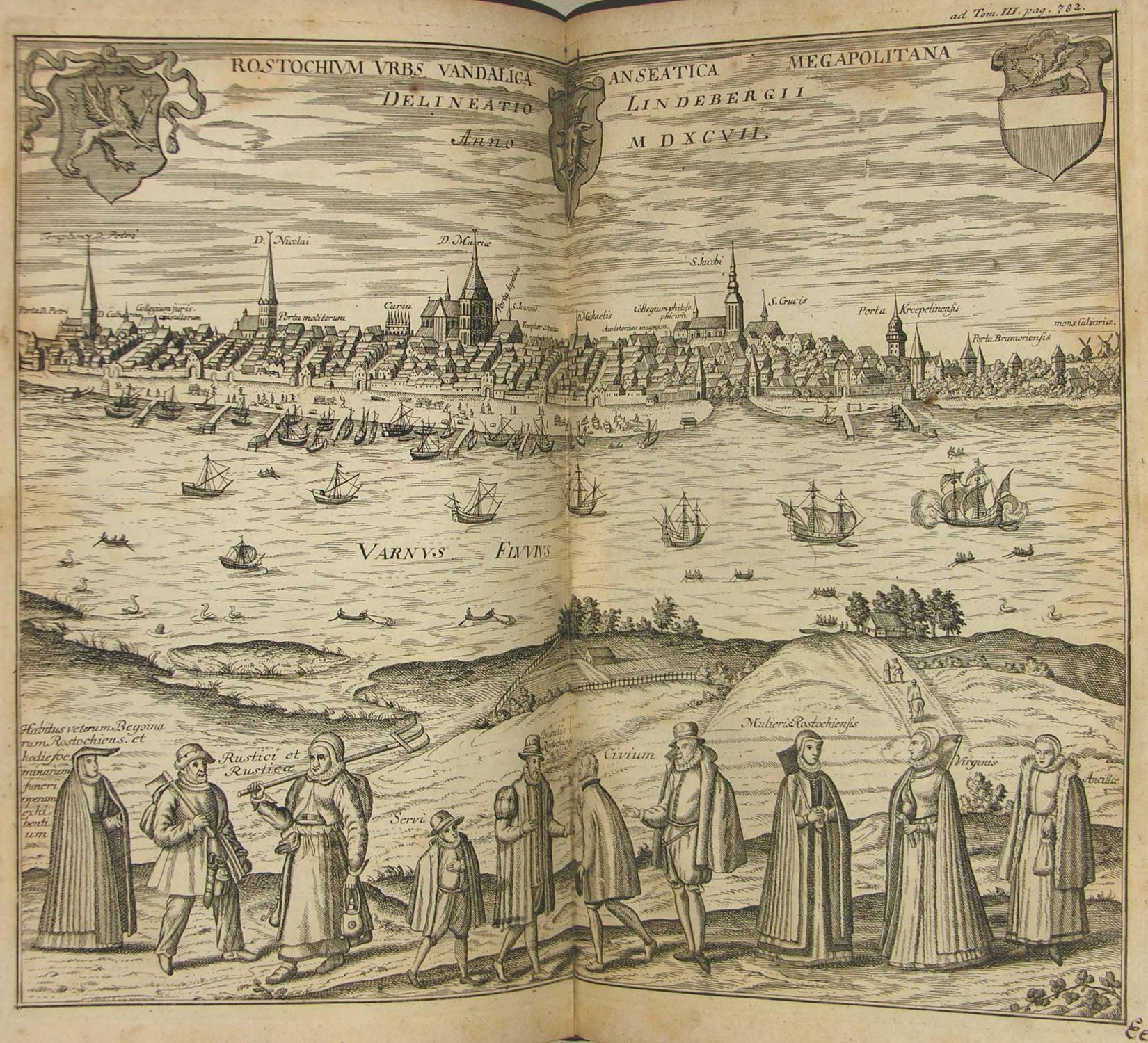 Monumenta inedita rerum Germanicarum praecipue Cimbricarum, et Megapolensium. e codicibus ...