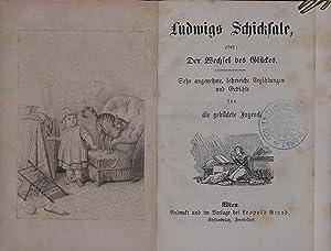 Ludwigs Schicksale, oder: Der Wechsel des Glückes.: Sehr angenehme, lehrreiche Erzä...
