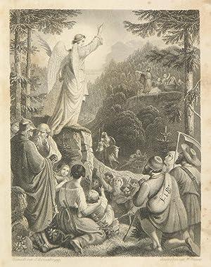 Cornelia. Taschenbuch für Deutsche Frauen auf das Jahr 1860.: HENNINGNER, Aloys (Hrsg.).