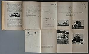 Jahrbuch der Luftfahrt. II. Jahrgang 1912. Unter Mitarbeit vieler Fachleute herausgegeben.: ...
