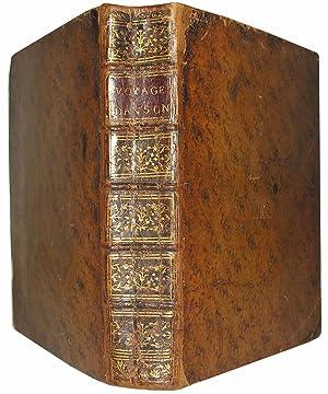 Voyage autour du Monde, fait dans les Anne'es MDCCXL, I, II, III, IV.: Dans la Mer du Sud. ...