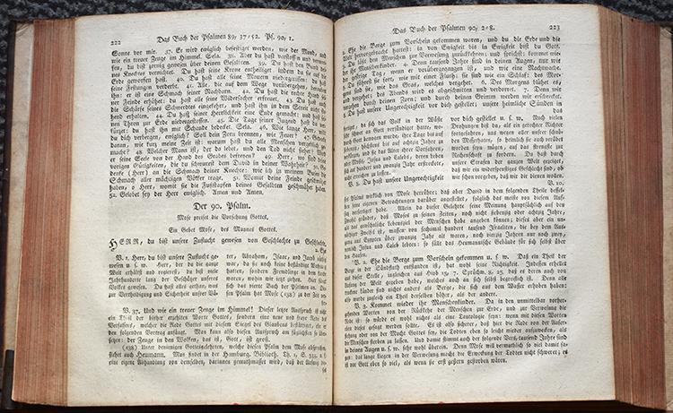 Die Bücher Des Alten Testaments