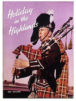 HOLIDAY IN THE HIGHLAND.