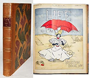 LIFE Magazine, VOL. XXIX January to June 1897