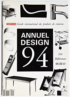 INTRAMUROS : ANNUEL DESIGN 94 - Hors-Série: Intramuros, Guide International