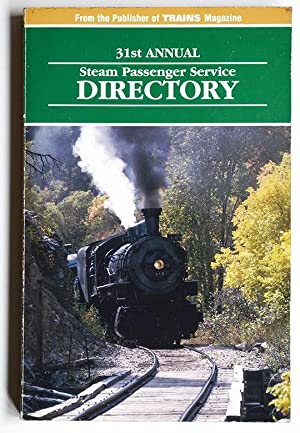 31st annual STEAM PASSENGER SERVICE DIRECTORY