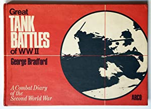 GREAT TANK BATTLES OF WW II A Combat Diary of the Second World War
