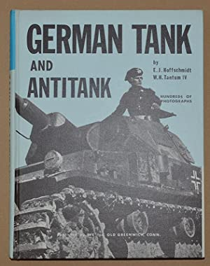 GERMAN TANK AND ANTITANK in World War II.