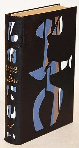 LE PROCES (Der Prozess). Cartonnage NRF 1946.: KAFKA Franz