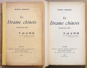 LE DRAME CHINOIS (Juillet-Août 1900).