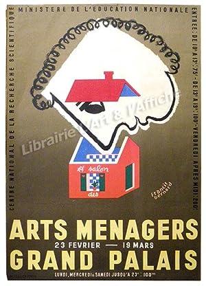 19e salon des arts menagers paris 1950 par bernard francis salon des arts m nagers paris pas - Salon des arts creatifs paris ...