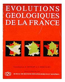 EVOLUTIONS GEOLOGIQUES DE LA FRANCE.