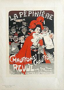 CHAUFFONS ! La Pépinière - Pl. 159.: GRUN Jules A.