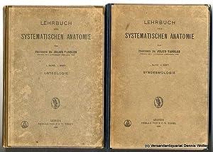 Lehrbuch der systematischen Anatomie : Bd. 1.: Tandler, Julius