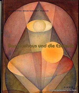Das Bauhaus und die Esoterik : Johannes: Wagner, Christoph [Hrsg.]