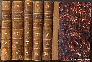 Mémoires pour servir à l'histoire de France,: Napoleon I. ;