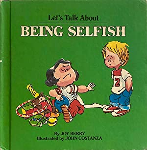 Let's Talk About Being Selfish