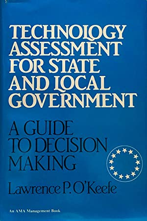 Technology Assessment For State And Local Government