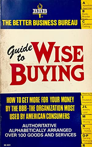 Guide To Wise Buying