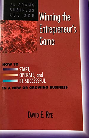 Winning The Entrepreneur's Game
