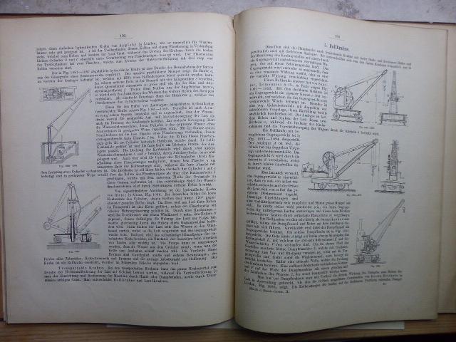 Der Strassenbau, Eisenbahnbau und Betrieb, Brückenbau, Anlage: UHLAND, W. H.