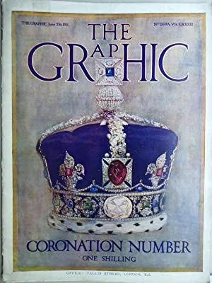 The Graphic: Coronation Number. One Shilling.