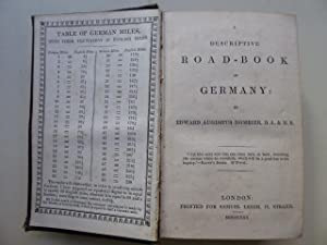 A descriptive road-book of Germany.