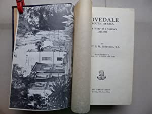 Lovedale, South Africa. The Story of a Century, 184 - 1941.