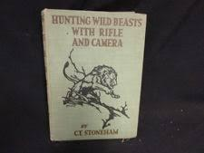 Hunting Wild Beasts With Rifle and Camera.