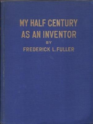 My Half Century as an Inventor.