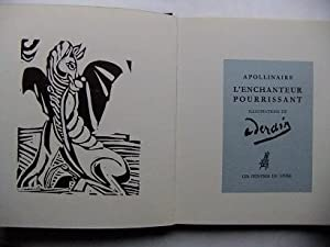L'Enchanteur Pourrissant. Illustré de Gravures Sur Bois: APPOLLINAIRE, Guillaume: