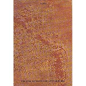 Zone - Für eine Ästhetik der letzten: BIRKNER Franz, CRUMP
