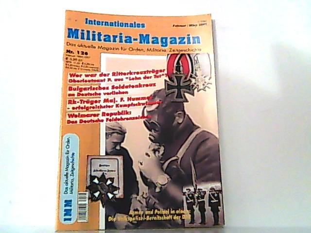 Internationales Militaria-Magazin IMM 111 Eisernes Kreuz Stasi DDR Blankwaffen