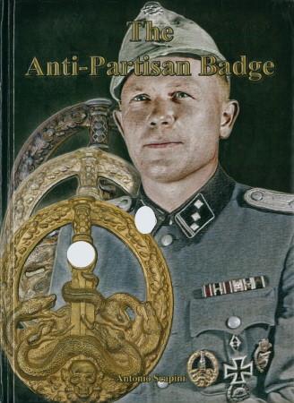 The Anti-Partisan Badge.: Scapini, Antonio,: