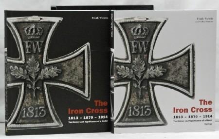 foto de viaLibri ~ The Iron Cross 1813 1870 1914 The History