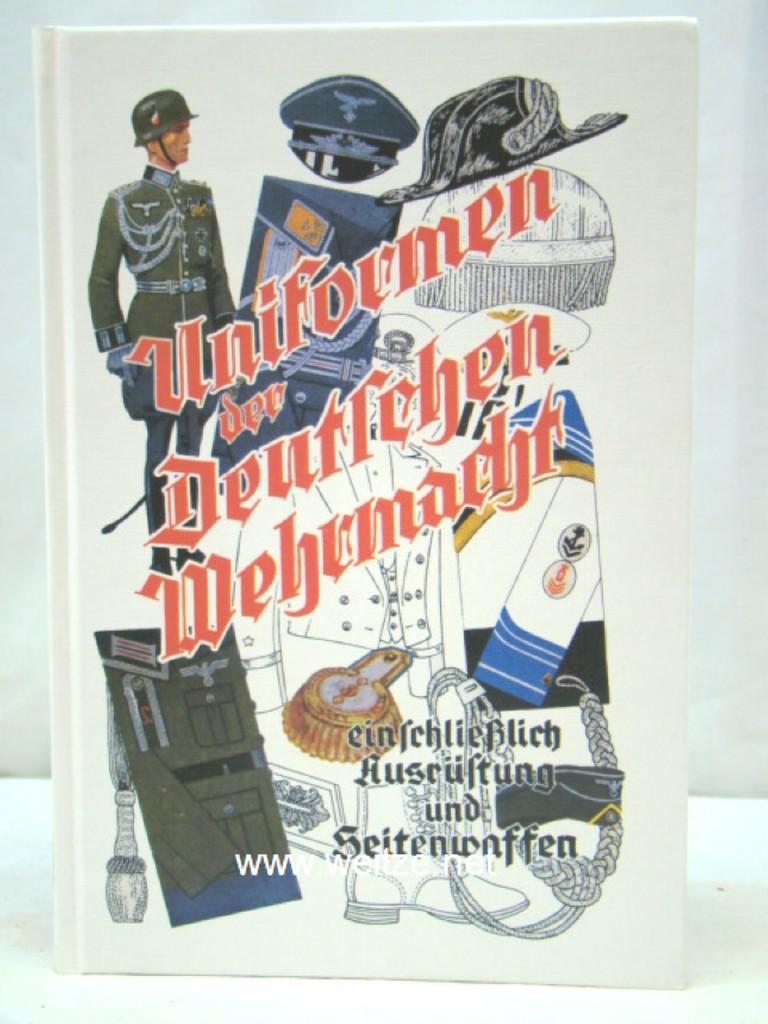 uniformen der deutschen wehrmacht von hettler zvab. Black Bedroom Furniture Sets. Home Design Ideas