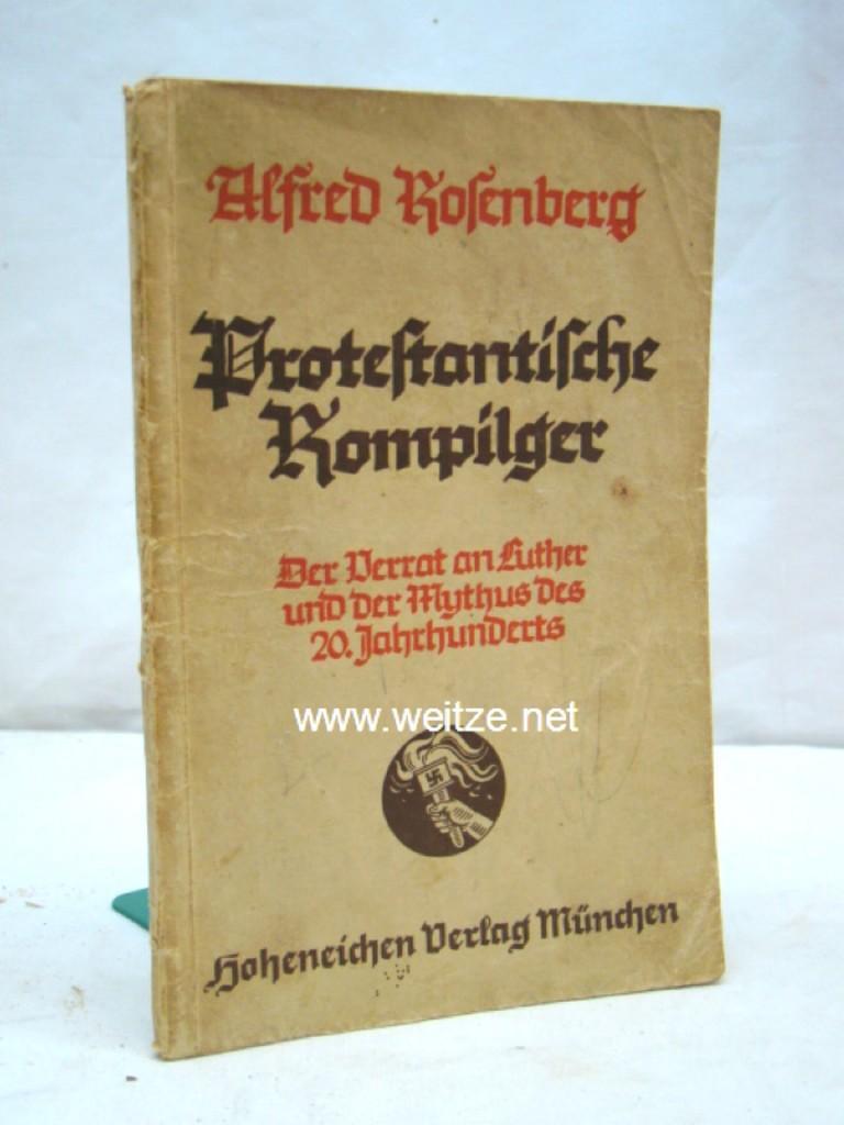 Protestantische Rompilger,: Rosenberg, Alfred:
