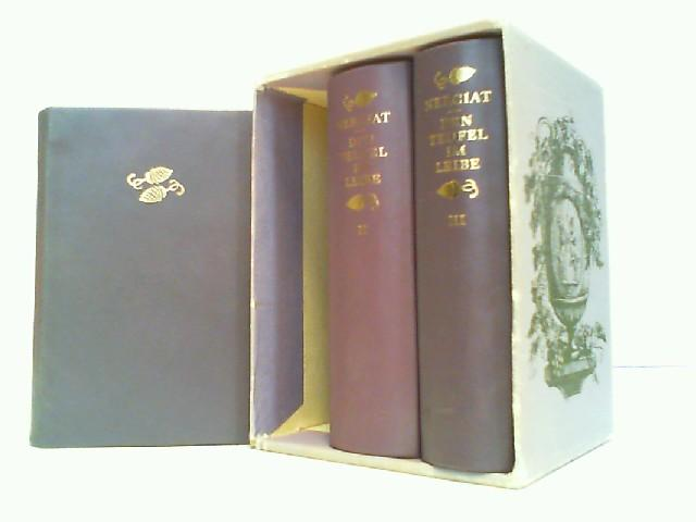 Den Teufel im Leibe. Bibliotheca Erotica. Hier: Nerciat, Robert-André Andréa