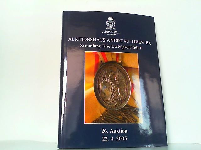 26. Auktion 22. April 2005. Sammlung Eric Ludvigsen Teil 1.