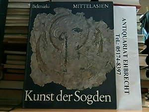 Mittelasien. Kunst der Sogden.: Belenizki, A. M.: