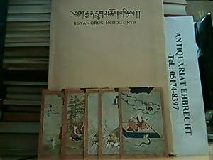 Rgyan-Drug Mchog-Gnyis.: Namgyal Institute of