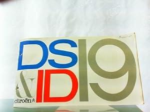 Citroen DS & ID 19.: Citroen, Werbe-Prospekt: