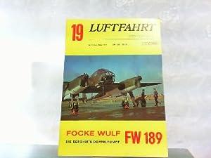 Luftfahrt international Heft 19. Titelthema - Focke: Pawlas, K. R.