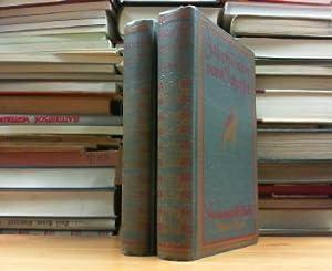 Ausgewählte Werke (in zwei Bänden). Mit Buchschmuck und Illustrationen von C. Liebich und A. von ...