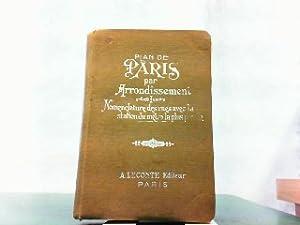 Guide Indicateur des Rues de Paris avec les stations du Metropolitain les plus proches ...